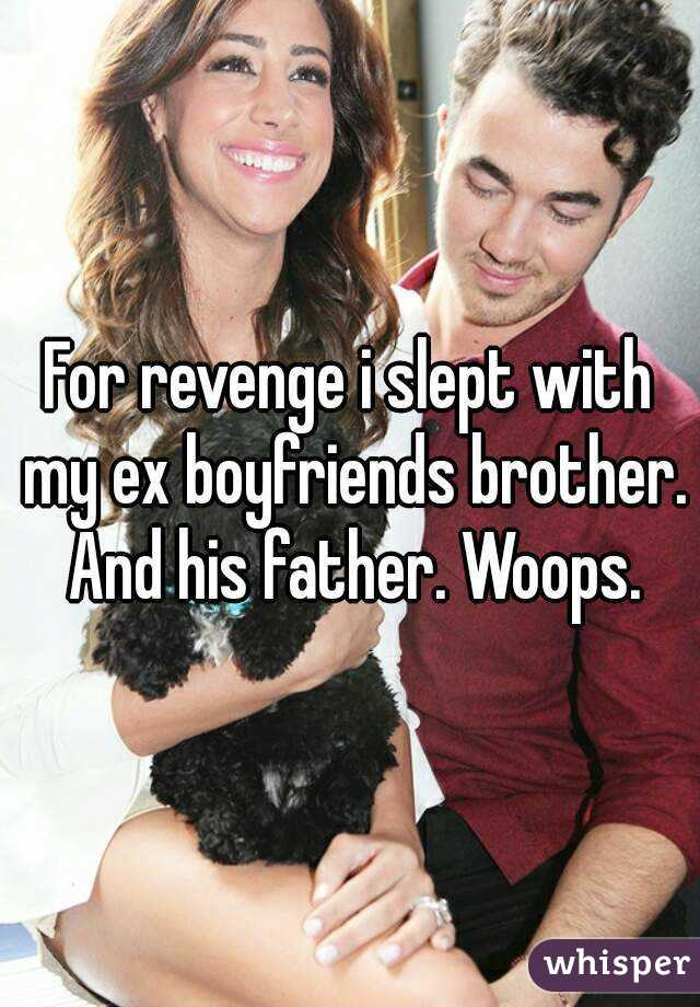 brother dating ex