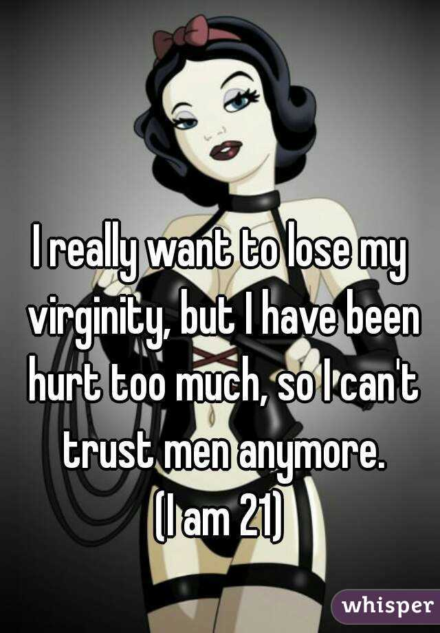 Remarkable i need to lose my virginity