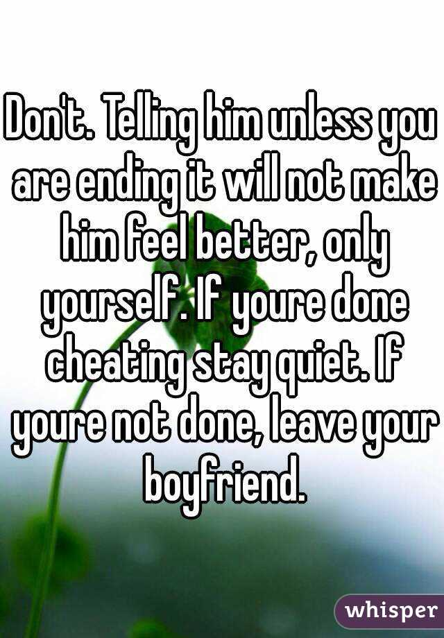 telling your ex youre dating It doesn't matter how long you dated your ex, who broke up with who, or if you're still sometimes hooking up with him, it still feels like a slap in the face to find out your friend is.