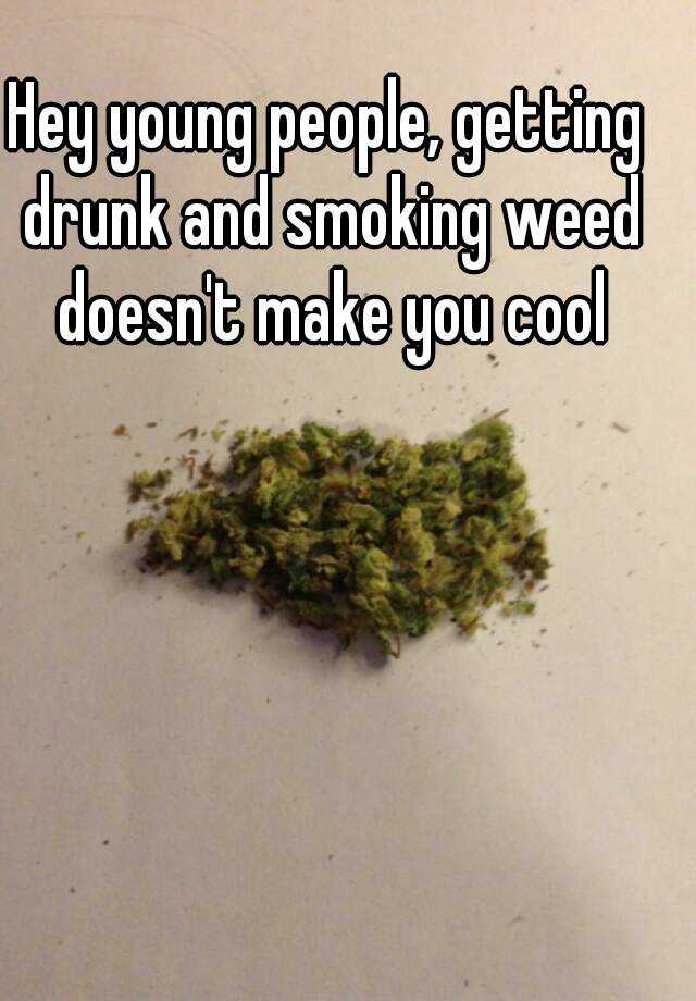 Dating someone who doesn't smoke weed