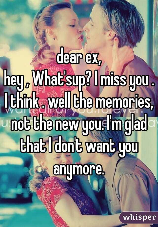 dear ex boyfriend i miss you - photo #14