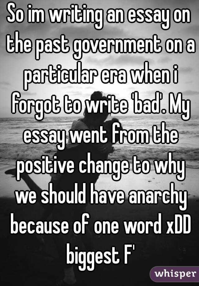 kaplans anarchy essay