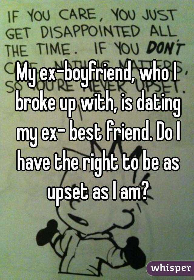 My friend is now dating my ex