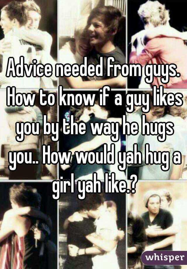 how to hug a girl you like