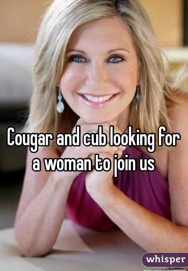 keenesburg cougar women The 2007 film cougar club was dedicated to the subject and, in spring 2009, tv land aired a reality show called the cougar where women would pick a date.