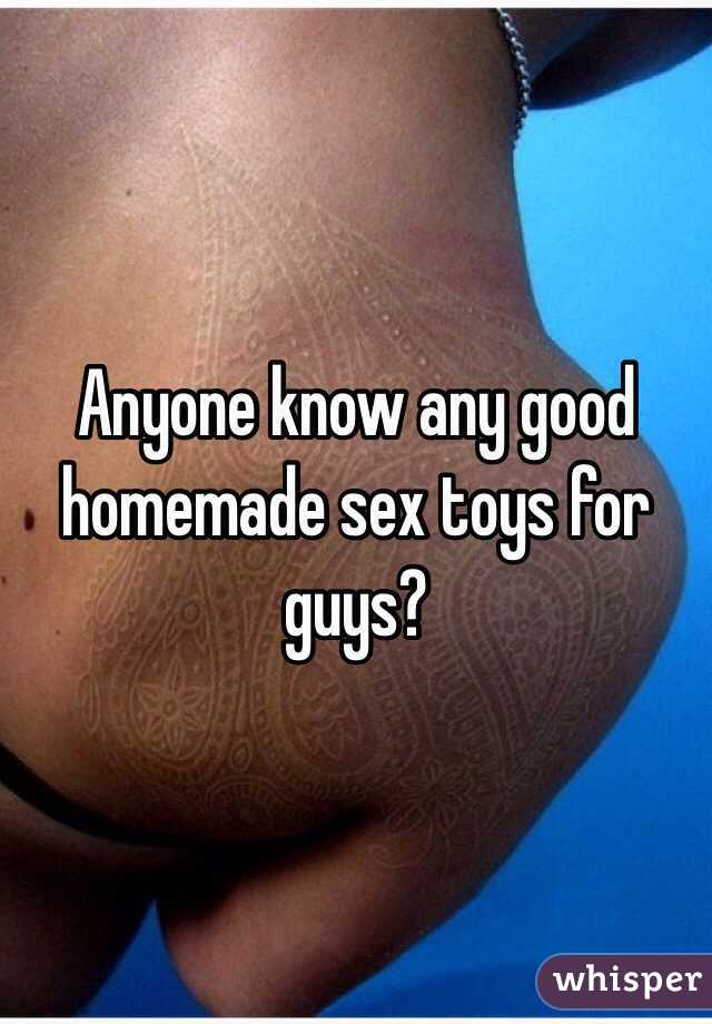 Homemade Toys For Guys 103