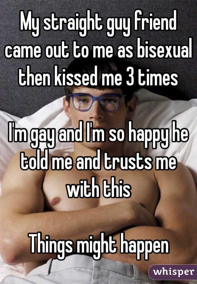 My Gay Friend Kissed Me 56