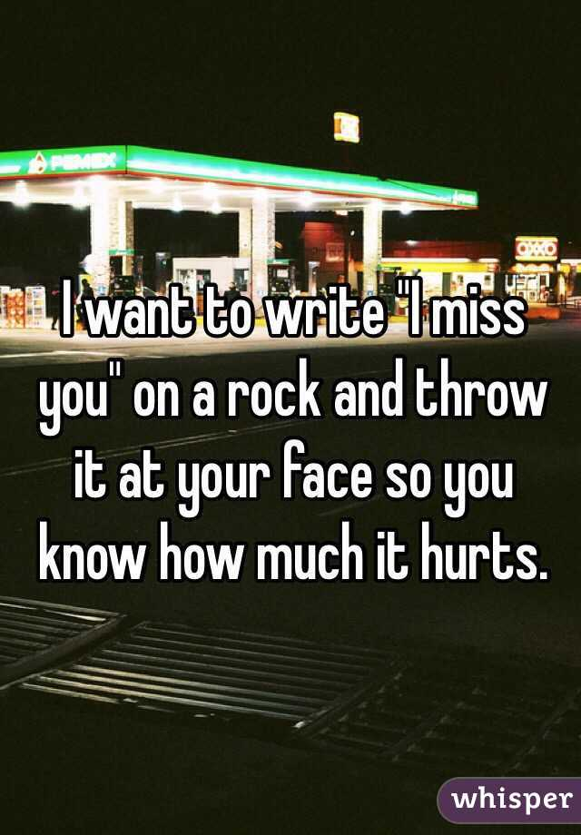 I want to know how to write on..........?