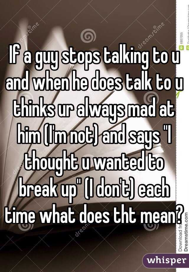 Stop Texting Him and See What Happens