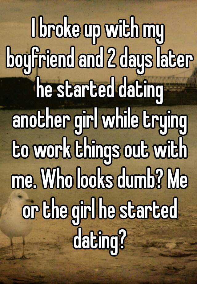 27 thoughts on My Boyfriend Says He Wants To Date Me and Another Girl