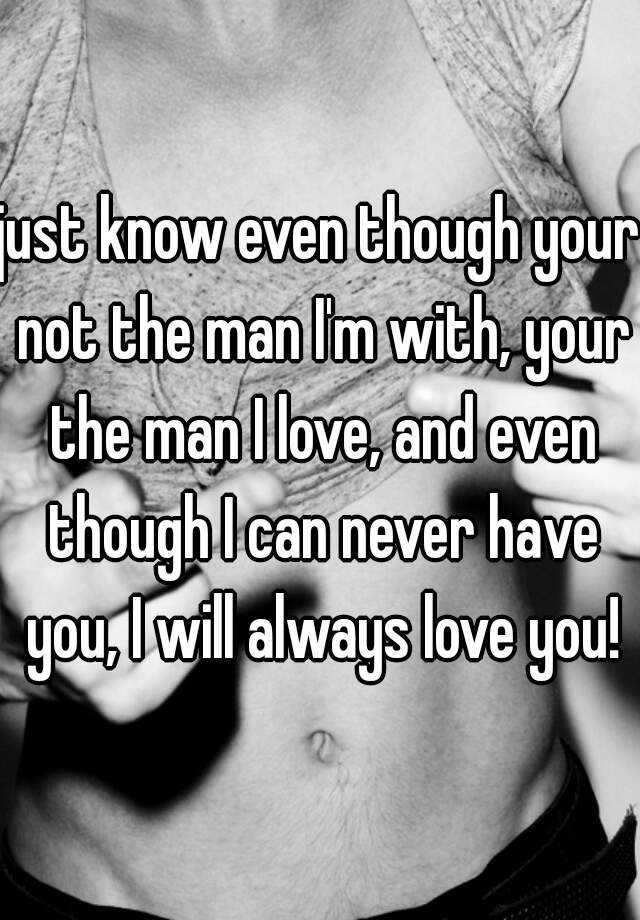 I will always love you male