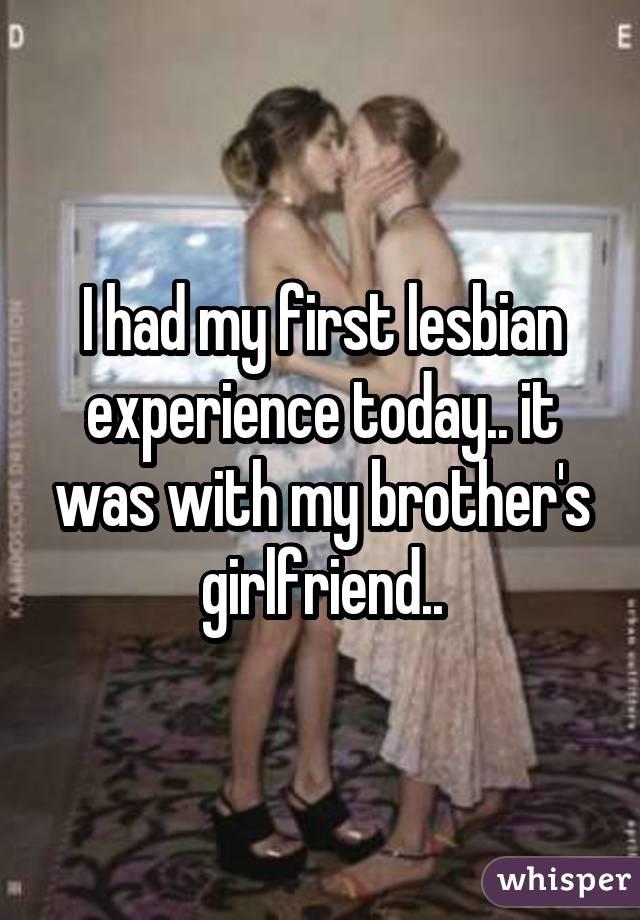 My first lesbian love