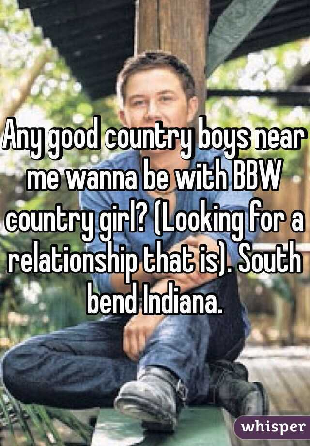country girl looking for country boy