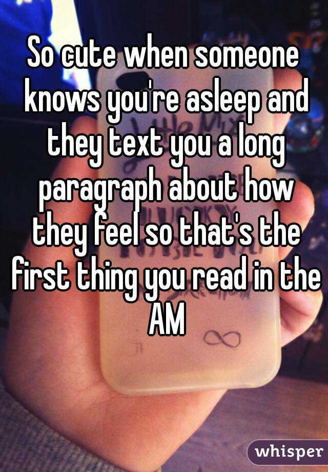 Paragraph thing....?