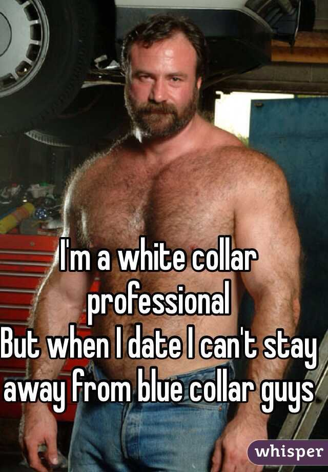 White collar dating blue collar