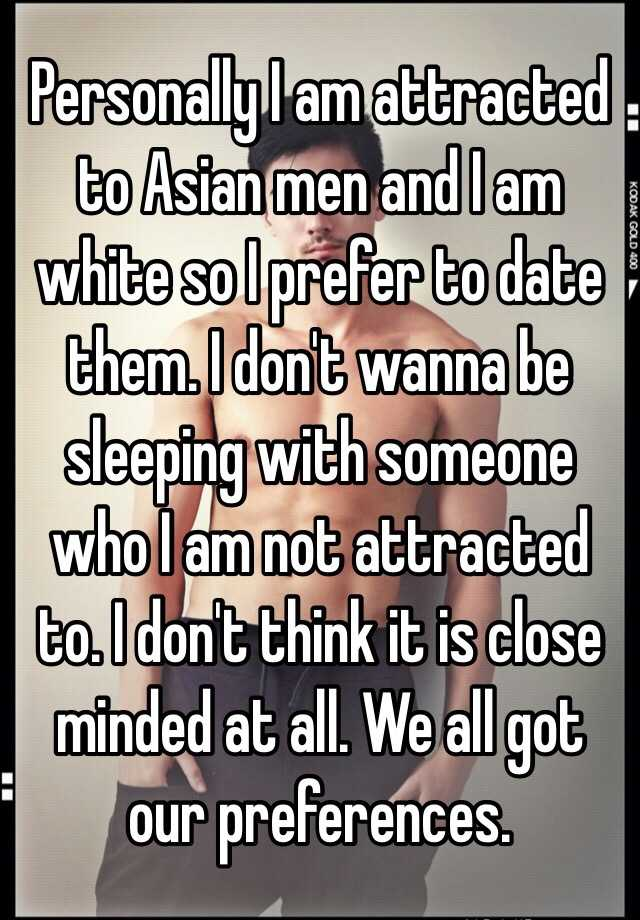 Im dating someone im not attracted to