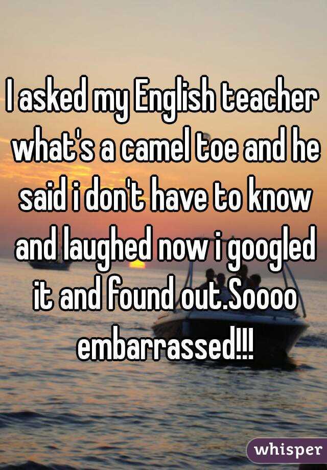 Don't have an English teacher...?