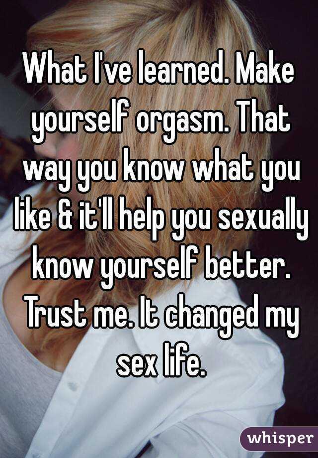 Female masturbation sttories