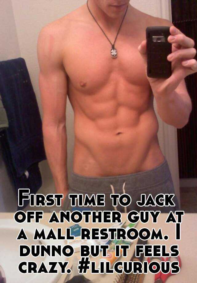 First time jack off stories