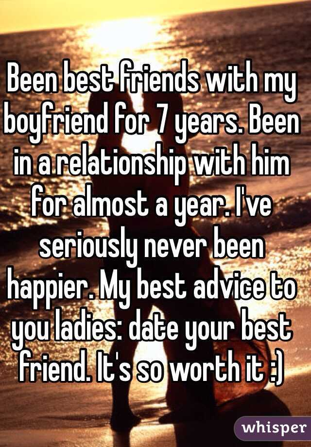 Benefits Of Dating Your Best Friend