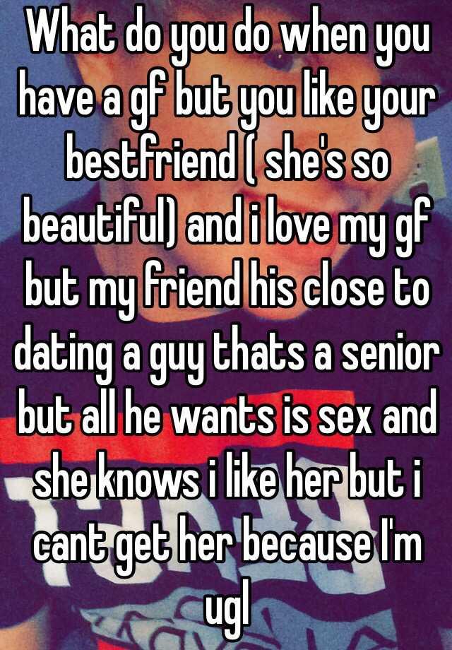 im dating my best guy friend