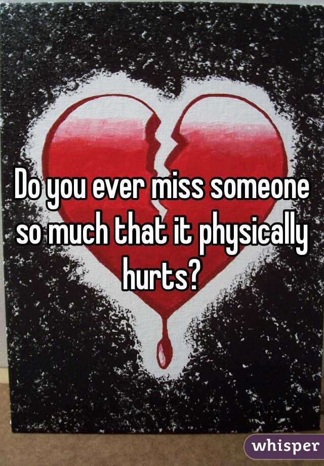 What do you do when you love someone so much