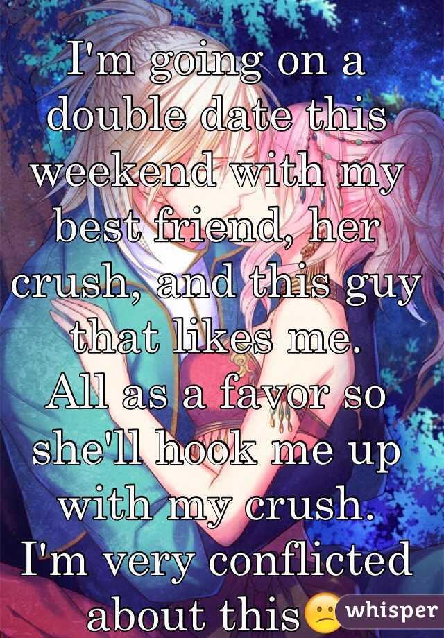 i am dating my crush