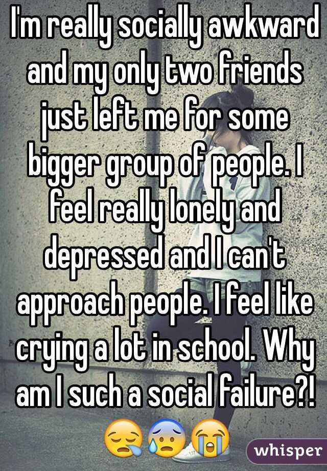 why am i a failure