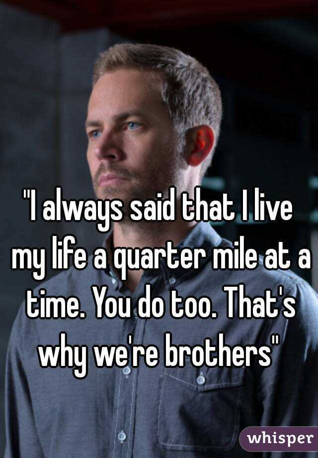 i live my life a quarter mile at a time shirt - photo #31