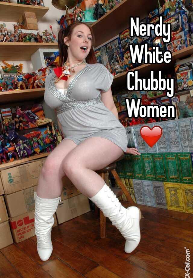 girls Chubby white