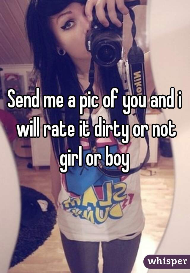 how to get girl to send you a dirty pic