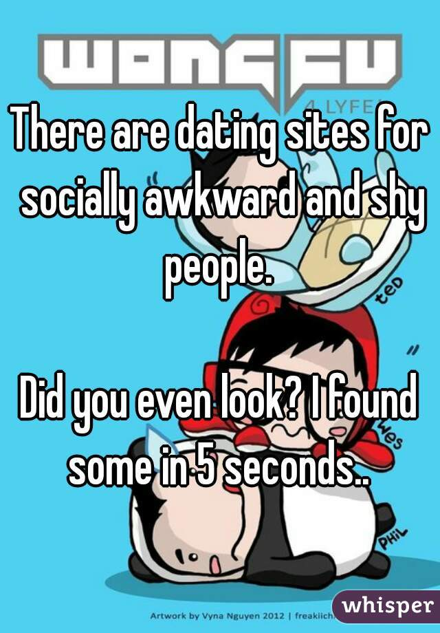Online Hookup For The Socially Awkward