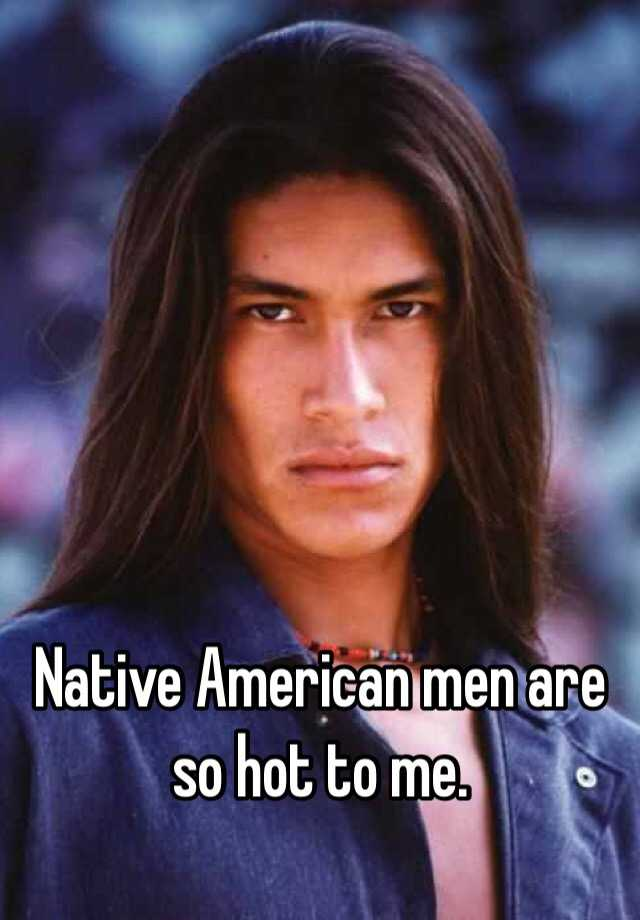 naked pussy hot native american