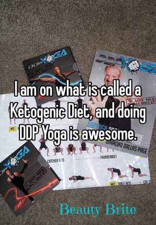 keto diet with ddpy
