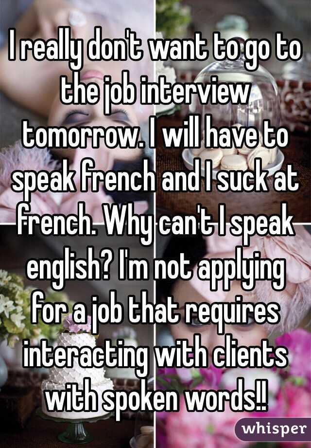 Why do i suck at english?