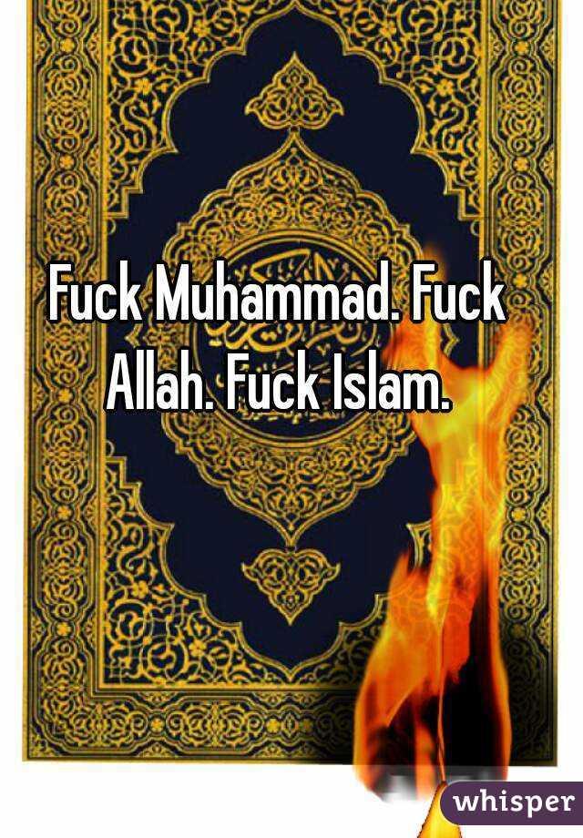Fuck Mohammad 48