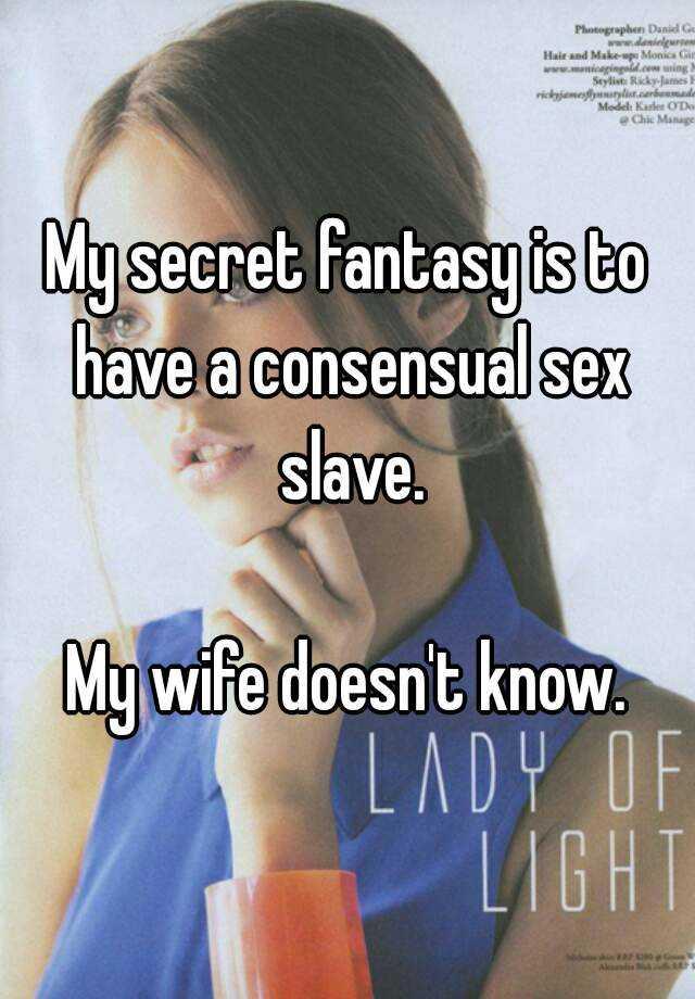 Consensual Sex Slave 56