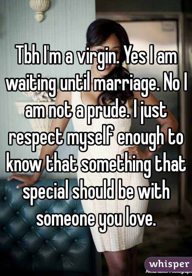 I'm dating a non virgin