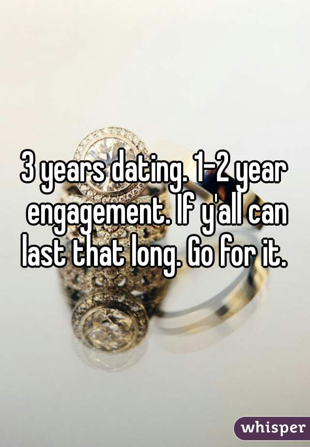 Dating For 3 Years And No Ring