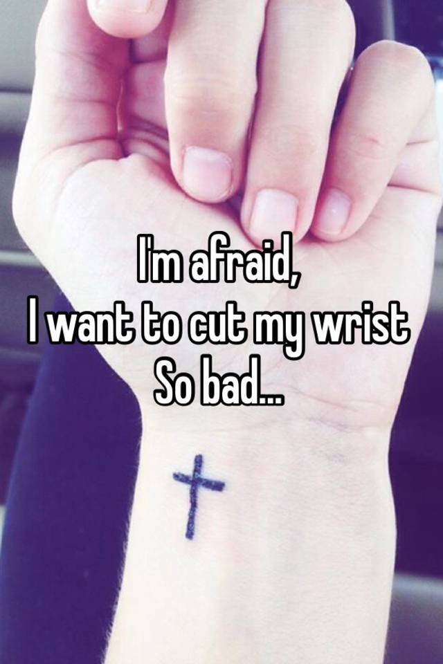 I CUT OFF MY ARM! - YouTube |I Cut My Arm