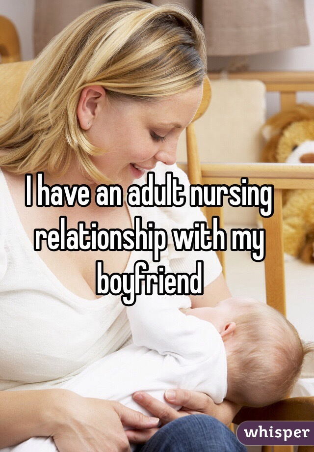 What necessary Erotic adult breastfeeding relationship