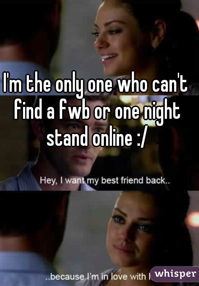 Stand Find A Online Night One