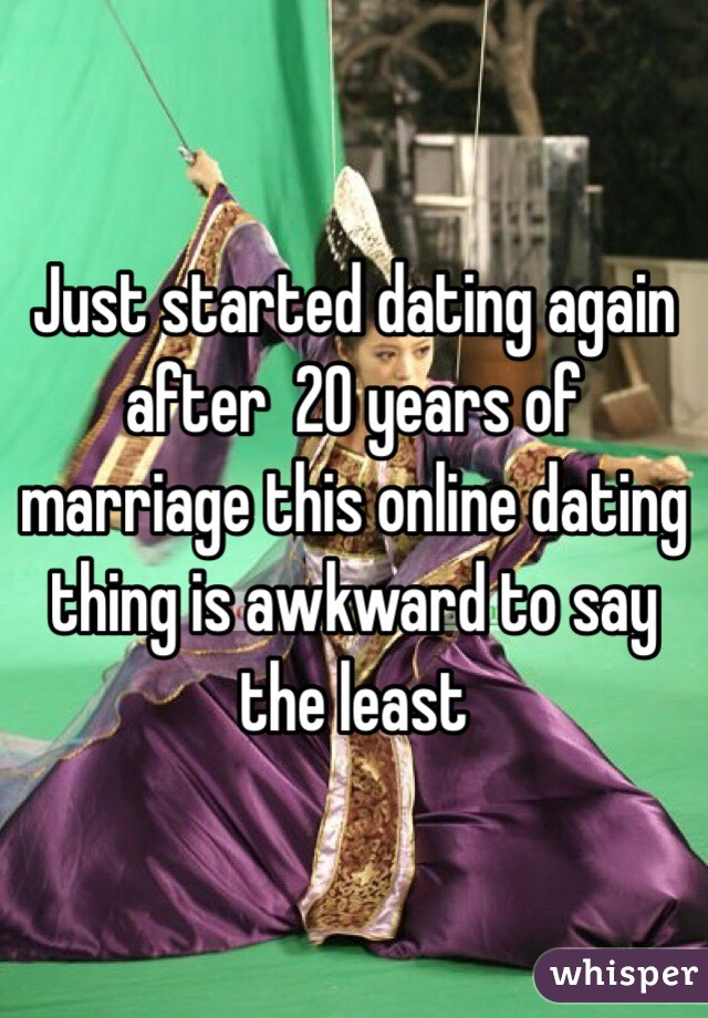 year-online-dating-started