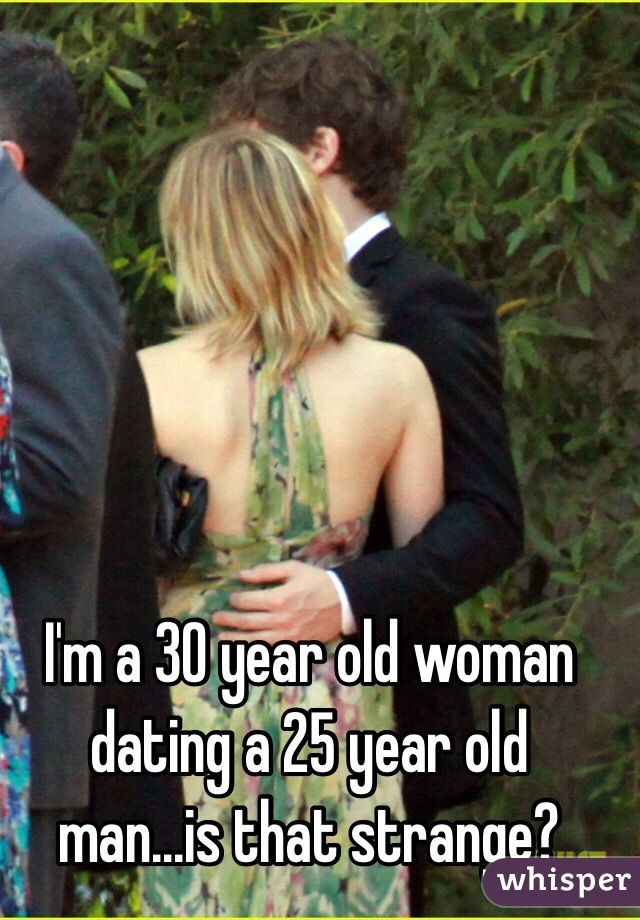 18 dating 25 year old