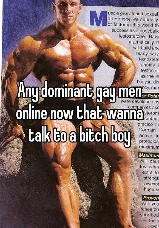talk to gay men online