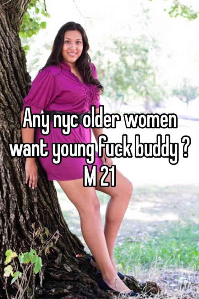I want to fuck old women