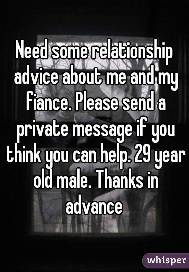 Need some relationship advice?