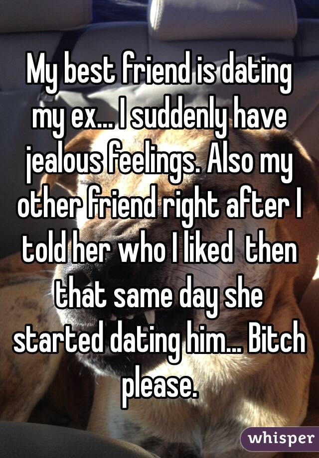 My Friend Started Dating My Ex