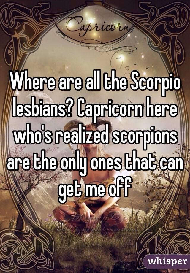 Lesbian Capricorn 115