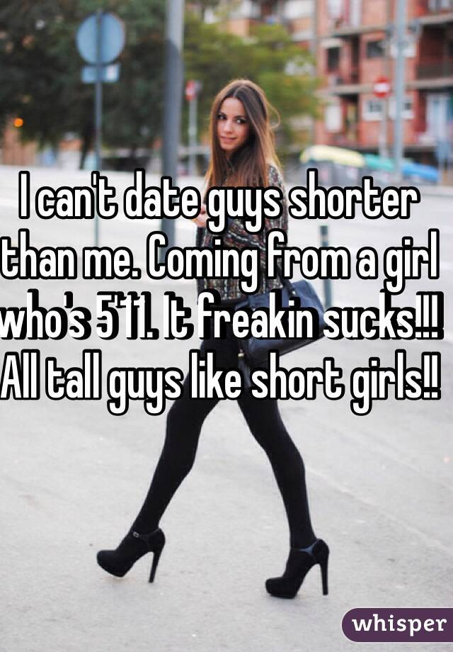 Dating a short girl